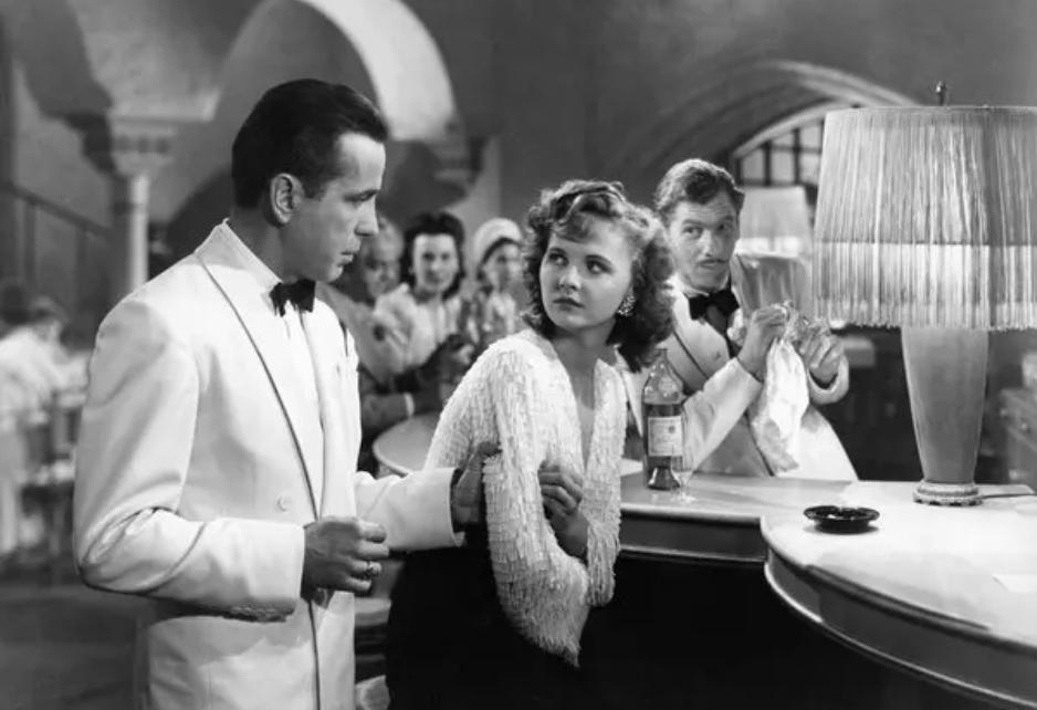Casablanca Bartender